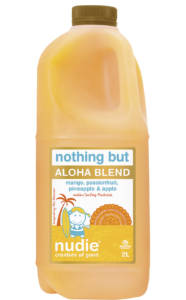 Nudie Surfing Australia 2L Nothing But Aloha Blend Juice