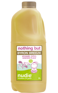 Nudie Nothing But Premium Byron Breeze 2L Juice